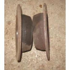 Тормозные диски зад.  Mercedes Vito 638