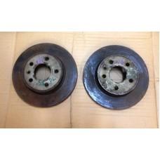 Тормозные диски передние вентилируемые  MERCEDES VITO W638