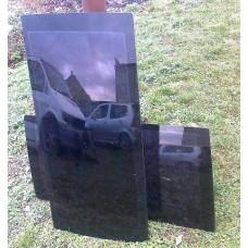 Стекло на прав. боковую дверь глухое Mercedes Vito 638